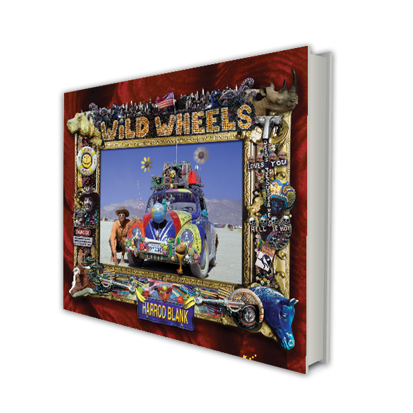 Wild Wheels Book 2nd Edition