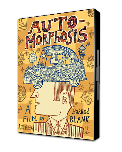Automorphosis Art Car DVD by Harrod Blank