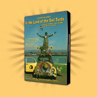 In The Land of the Owl Turds DVD