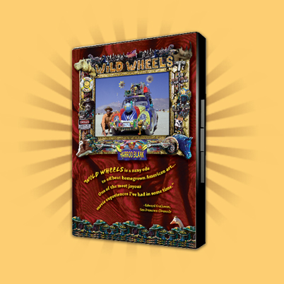 Wild Wheels DVD