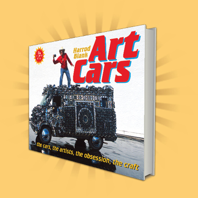 Art Cars Book 10th Anniversary Edition